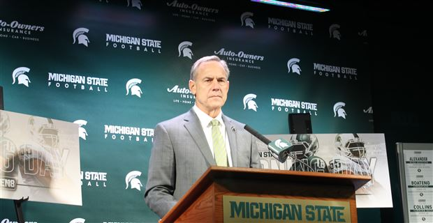 COACH TV:  Dantonio Breaks Down Entire 18 Class