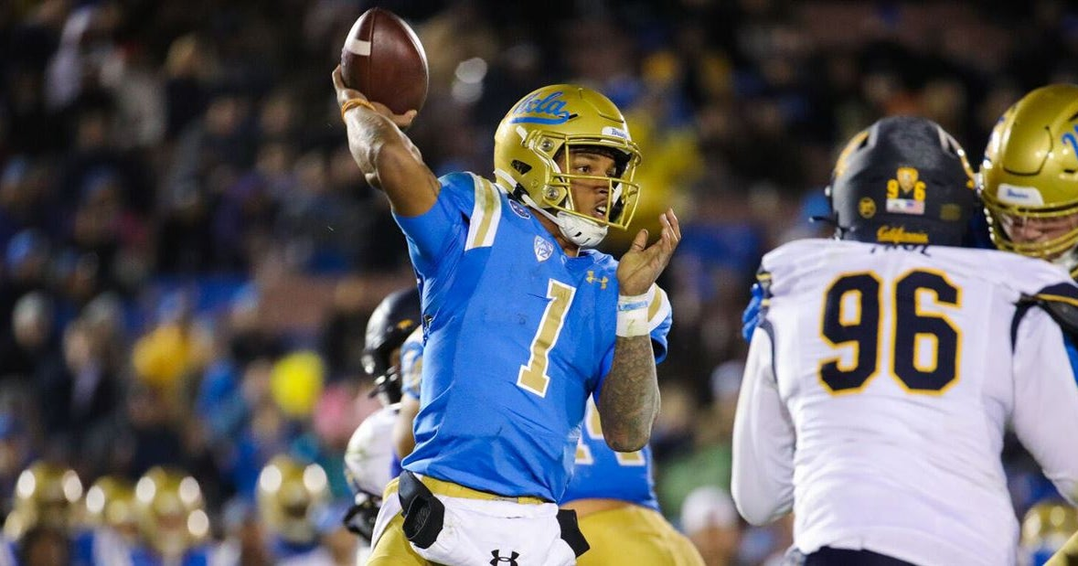 UCLA's Win Total, Odds to Win Pac-12 and South