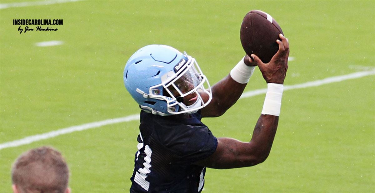 Freshman Standouts at UNC Training Camp