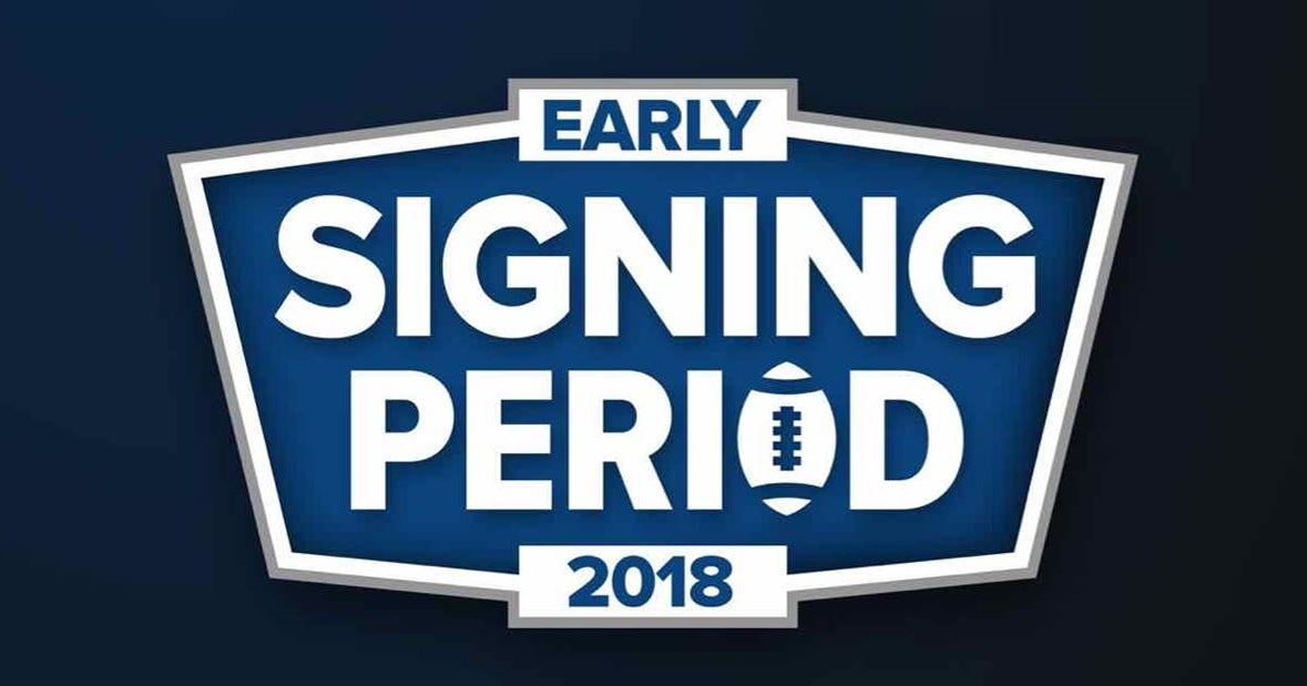 OUInsider Early Signing Period Central 2018