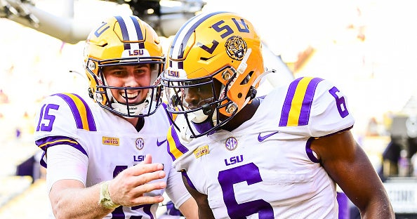 Former Sec Qb Not Concerned With Myles Brennan Lsu Offense