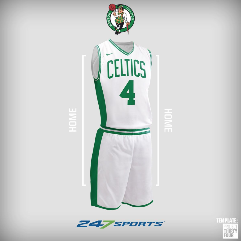 Look Nba Uniform Concepts For Some Of The League S Best Teams