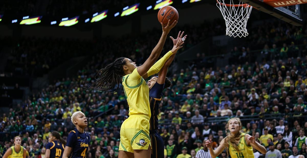 Cal unable to challenge Ducks, as Sabally scores 31 in blowout