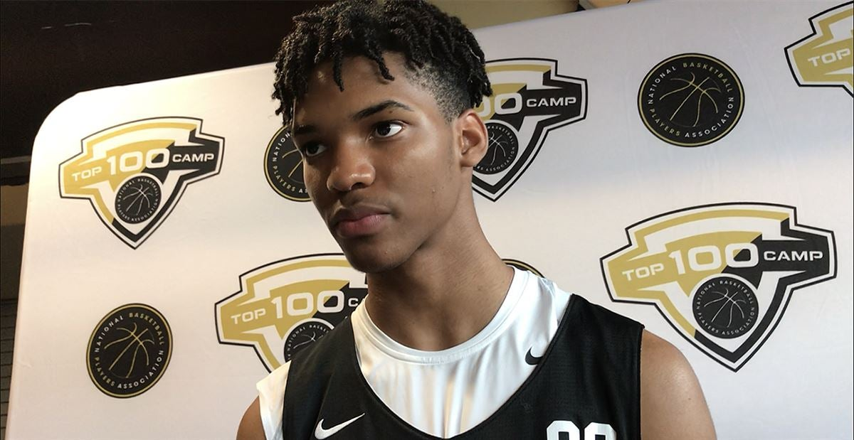 Ziaire Williams: Highlights of Top 30 2020 SF from NBPA Camp