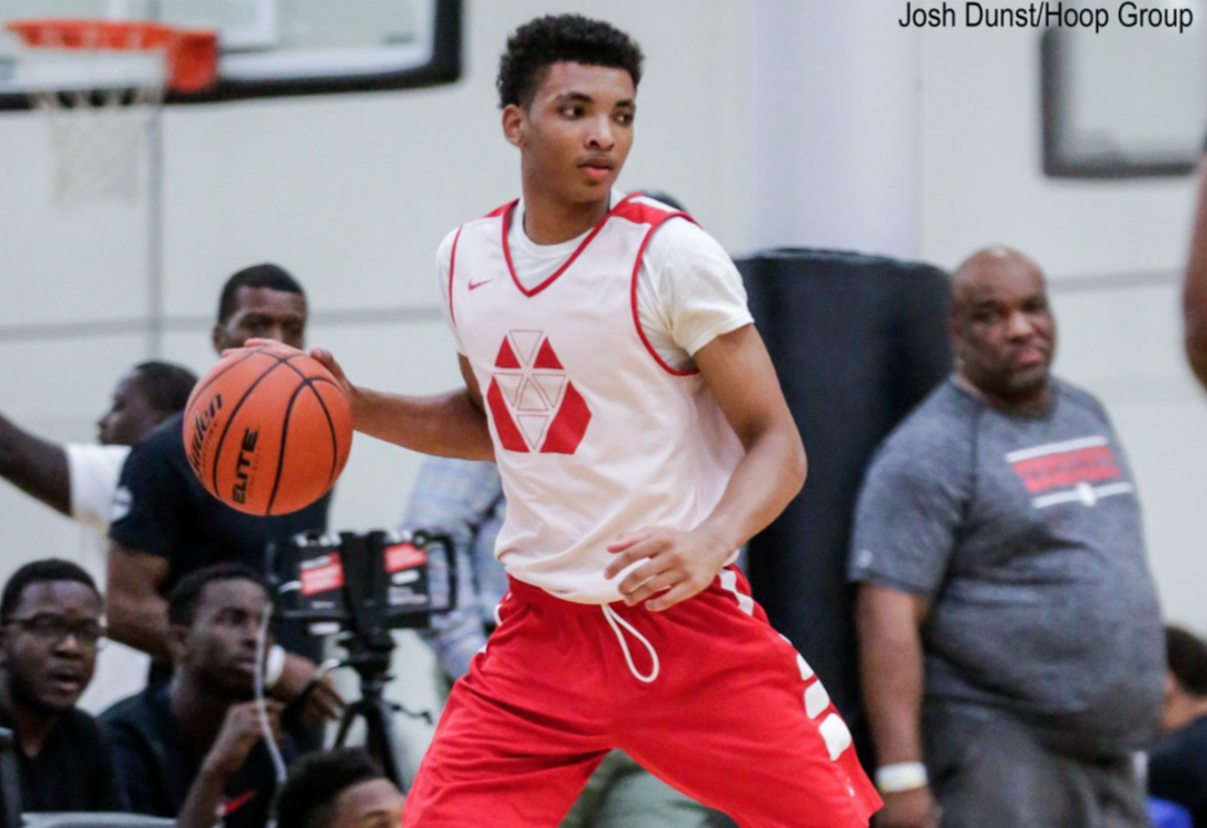 4-star James Bouknight discusses IU offer, his return to form