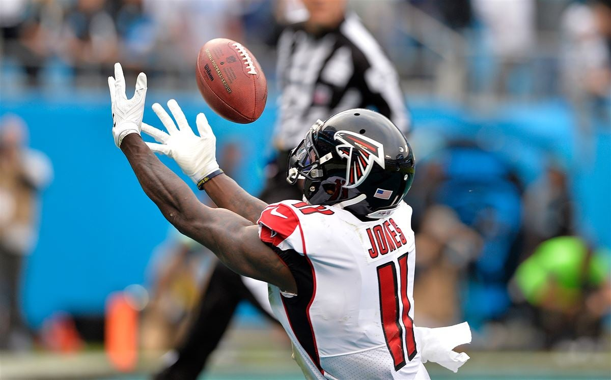 Falcons Lead The Nfl With 28 Dropped Passes