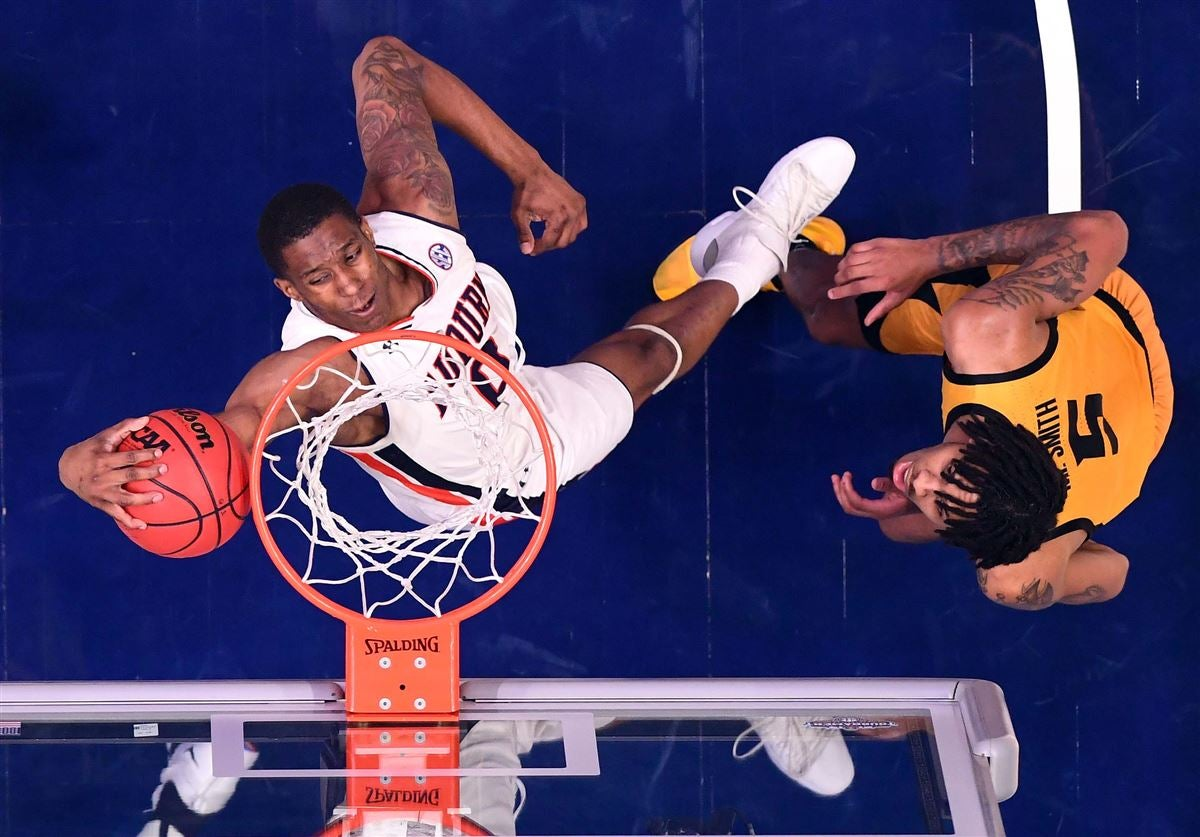 Horace Spencer 4th Auburn Player To Earn Shot At Pro Basketball