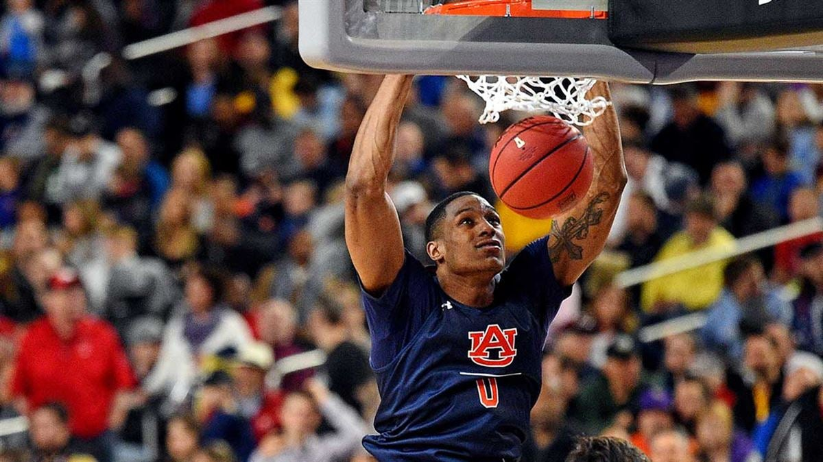 Watch Auburn At Final Four Basketball Practice In Minneapolis