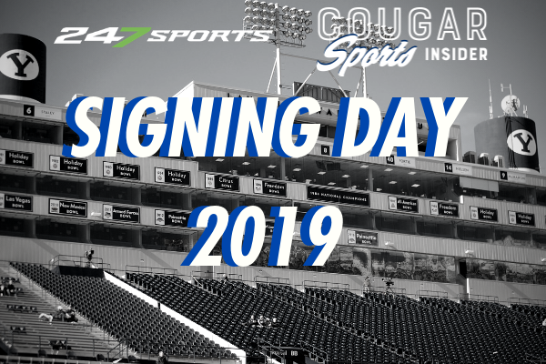 Byu Football National Signing Day 2019 Live Updates And Video