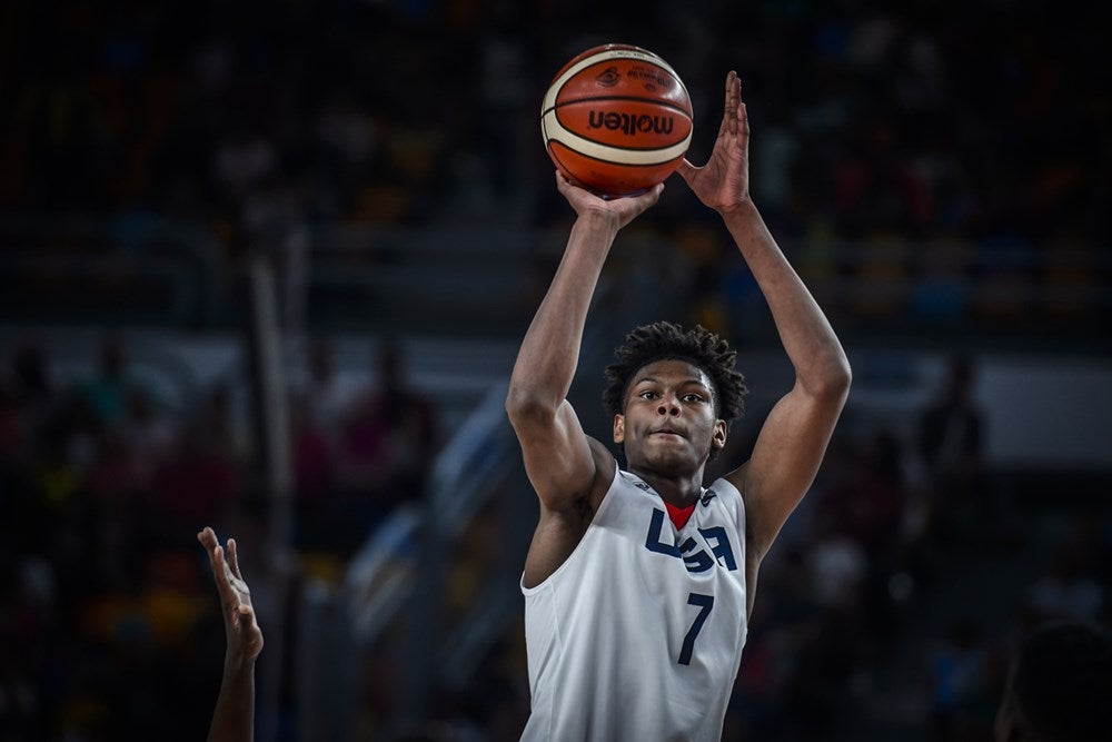 6ed78a844dab Is Duke signee Cameron Reddish the No. 1 player in 2018