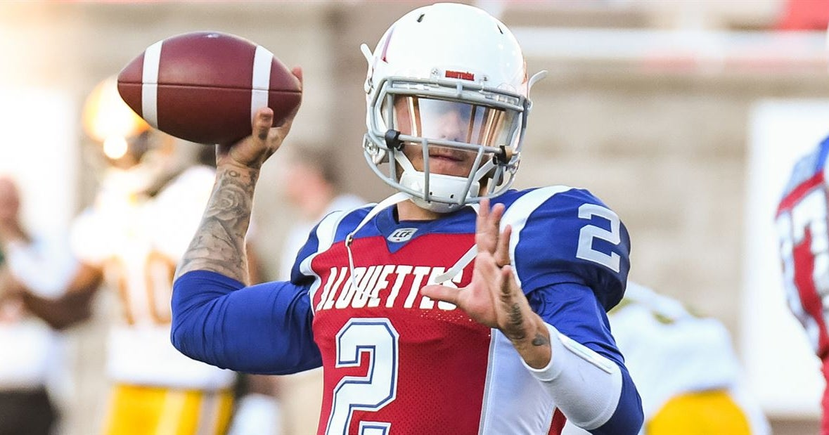 Manziel  looks like a guy who s ready to play  per Memphis coach a8197e53a