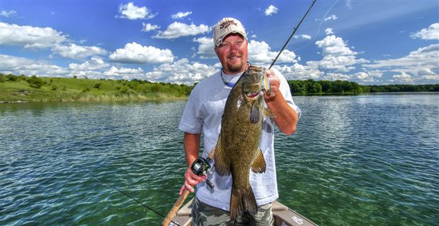5 keys to catching river current smallmouths for Nolichucky river fishing