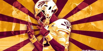 Arizona State's master plan to build around Jayden Daniels