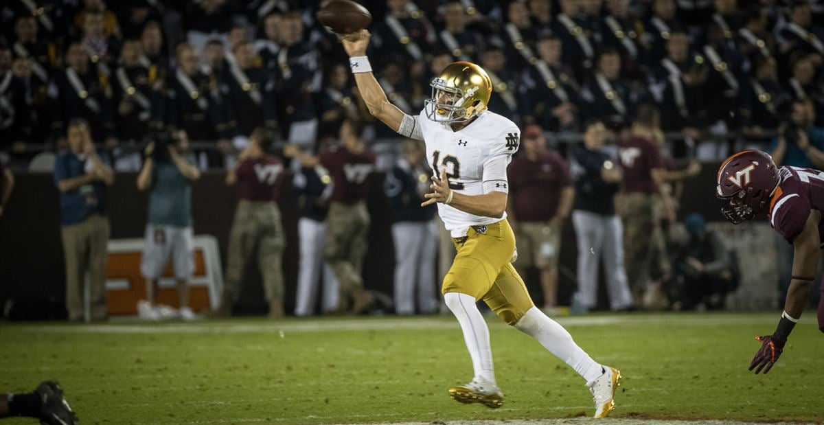 """Fbs Rankings Playoff >> Finebaum: Notre Dame in """"fantastic shape"""" for CFP"""