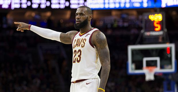 1a8f14da33c6 Lakers have best odds at landing LeBron James in free agency