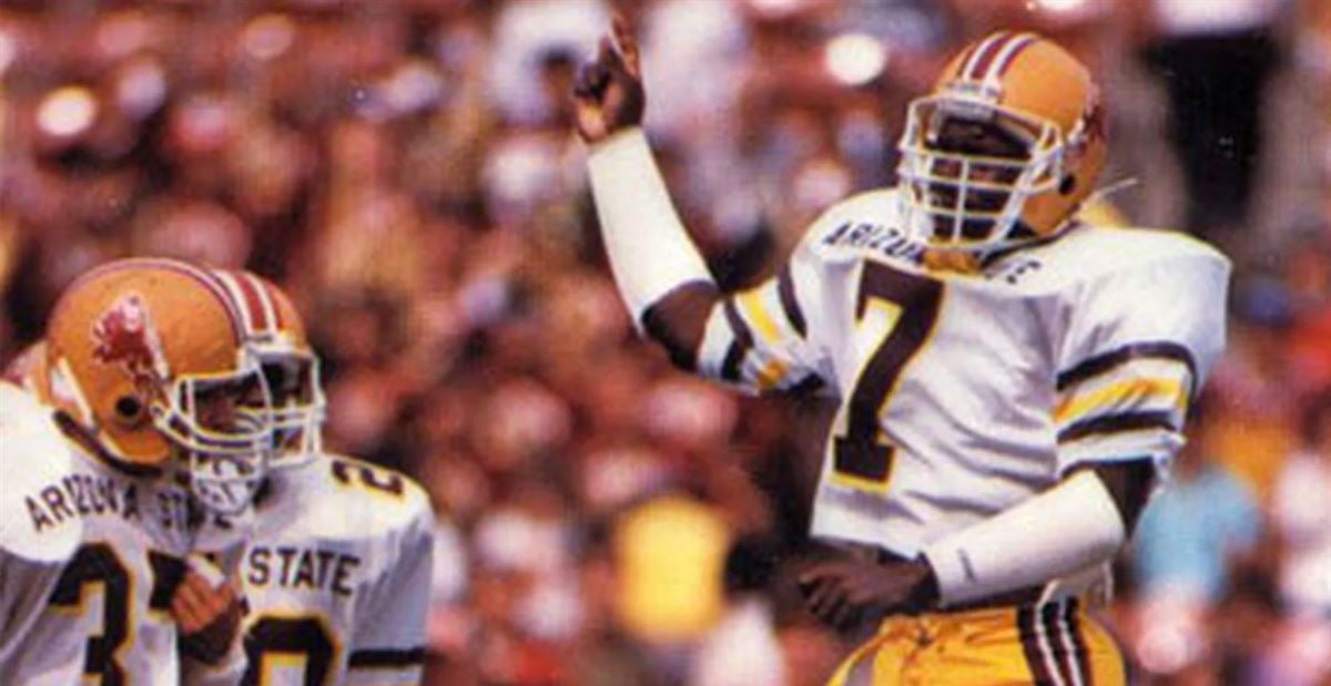 Former ASU safety David Fulcher inducted into College Football Hall of Fame