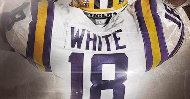 Tre Davious White to wear No. 18 LSU jersey 1eeb3393b