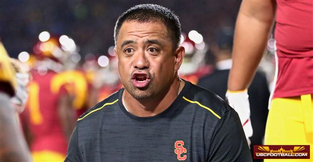 USC's Johnny Nansen is 247Sports' Pac-12 Recruiter of the Year