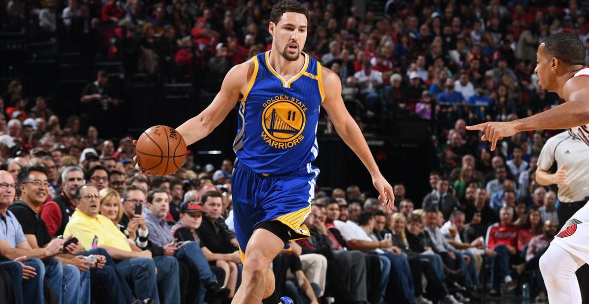Mychal Thompson says Klay is going to retire with Warriors