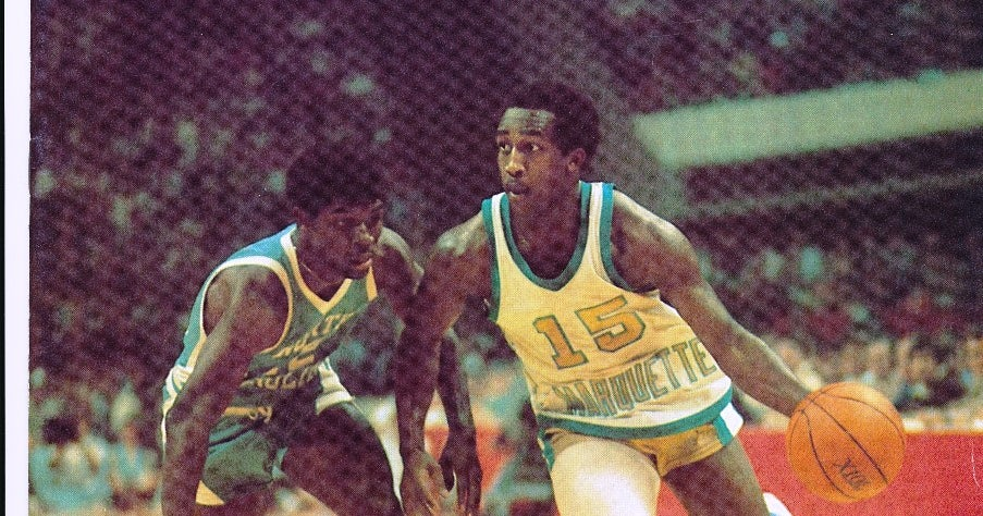 Looking back at the 1977 UNC-Marquette national title game