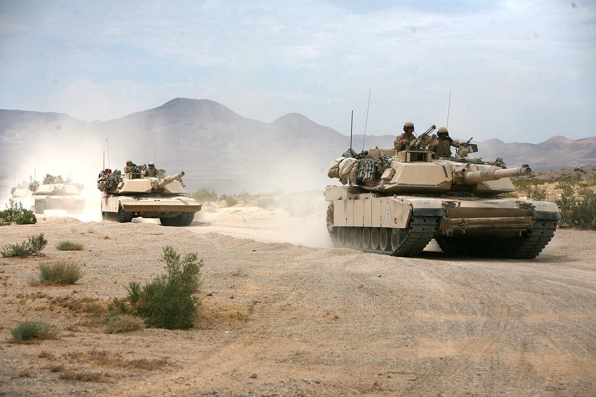 Army Starts Work on New Tank After Abrams - 2030s