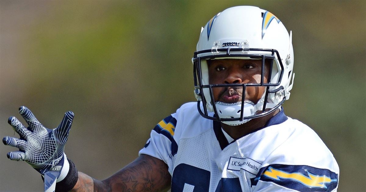 43 Branden Oliver San Diego Chargers nike