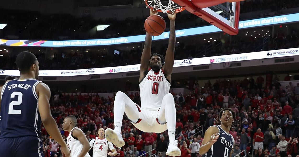NC State, UConn reportedly set for non-conference matchup