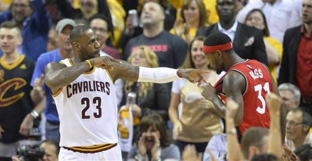 bff07bfacbee NBA Twitter reacts to the Cavaliers win over Raptors in Game 2