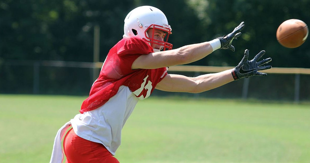 UNC Completes Flip of In-State WR Stephen Gosnell