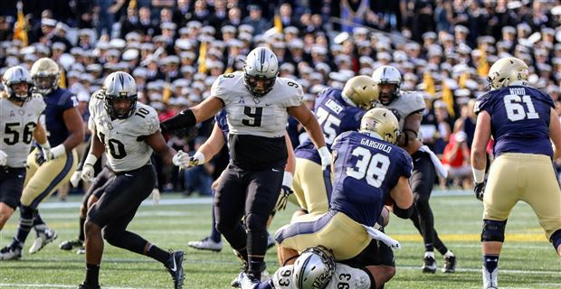 2018 Ucf Spring Football Preview Defensive Line