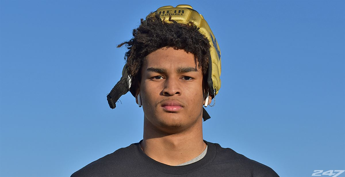 Washington LB DeAndre Gill Goes In-Depth On Commitment to UCLA