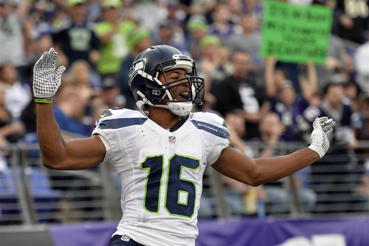 f5239d5936a ... Mens Seattle Seahawks Tyler Lockett NFL Pro Line Big Tall Team Color  Jersey - 124.99 Tyler Lockett sends snap update following surgery