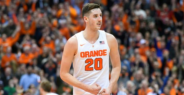 Syracuse Victorious In Exhibition Opener