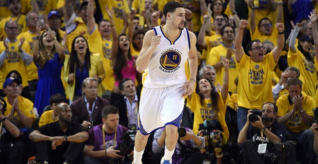 Klay Thompson says he wants to play entire career with Warriors