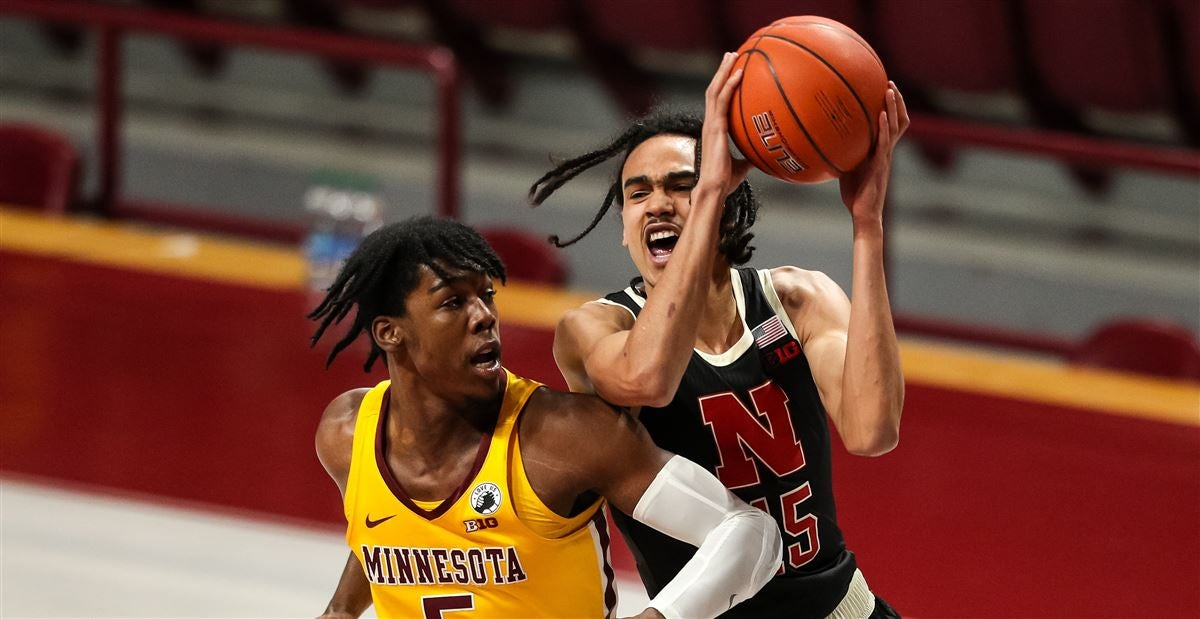 Nebraska Guard Dalano Banton Declares For Nba Draft