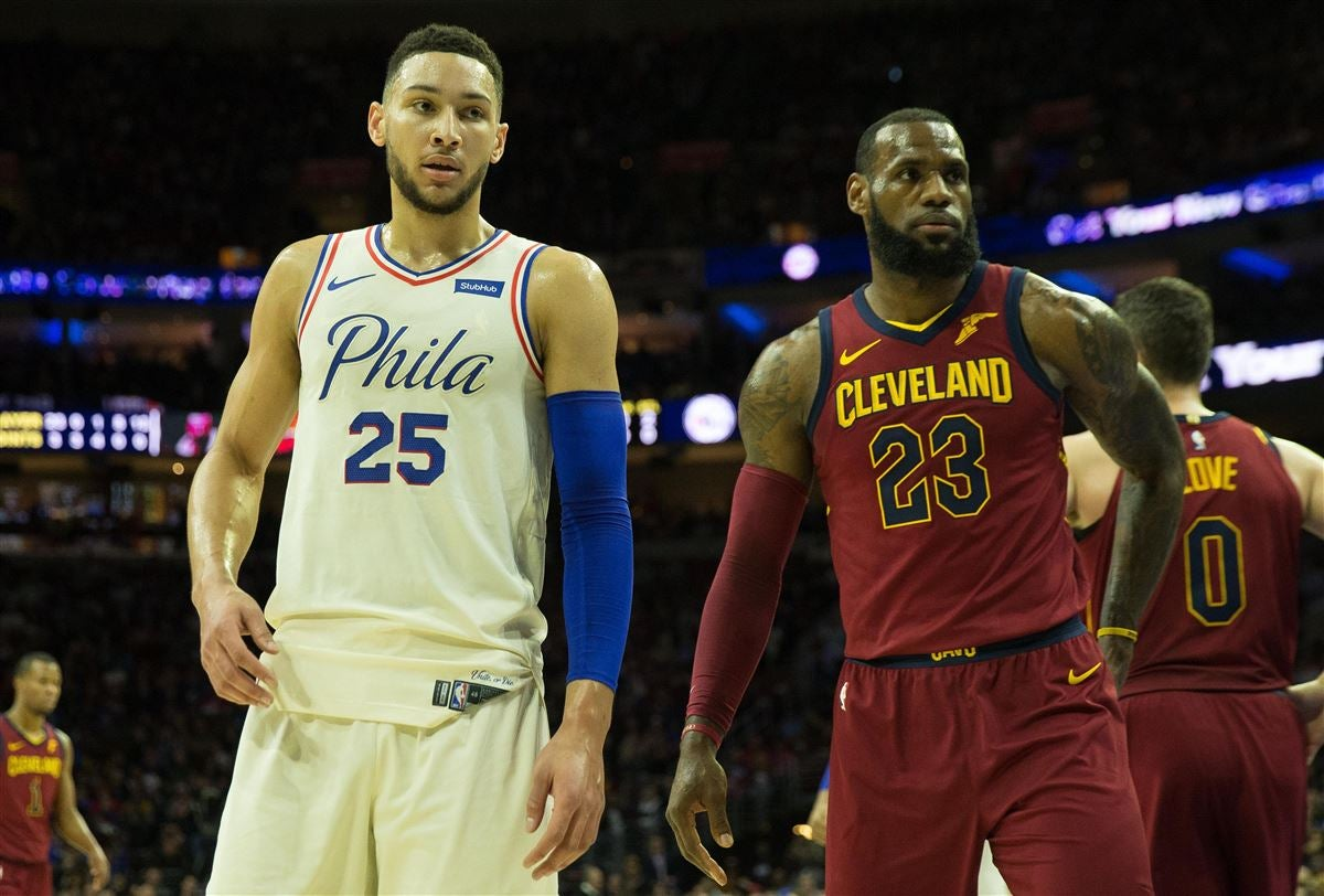 Ben Simmons didn't expect LeBron James to sign with 76ers