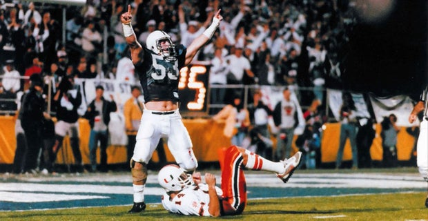 Penn State-Miami 1987 Fiesta Bowl In-Game Thread