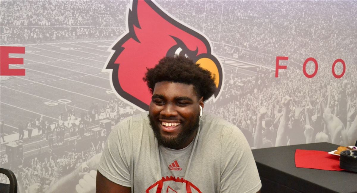 Louisville OL Mekhi Becton recognized as best in ACC