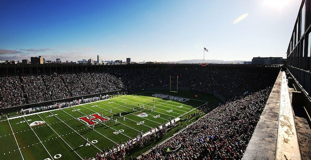 Ranking college football's 25 best stadiums in 2018