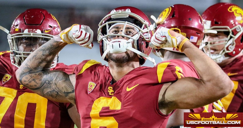Trojans determined to run it at Utah