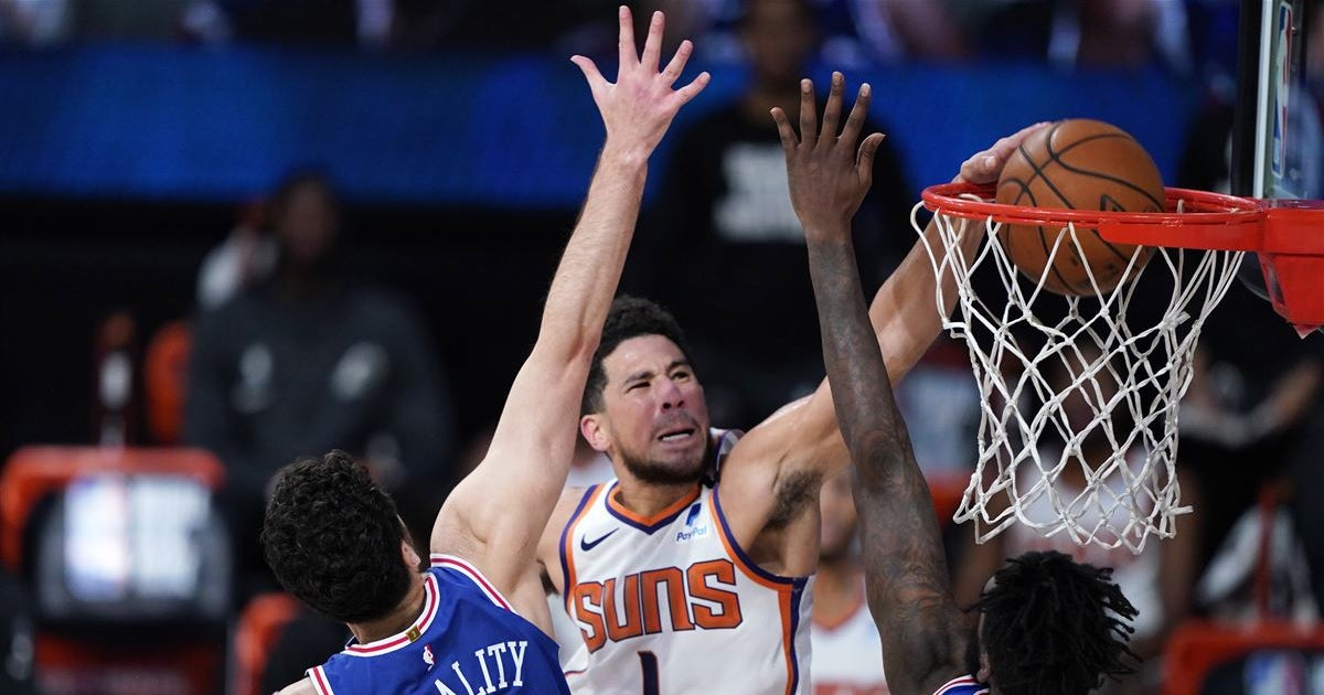 Devin Booker sets Suns franchise record at 23-years-old
