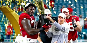 Alabama to honor its 2020 championship team after A-Day Game