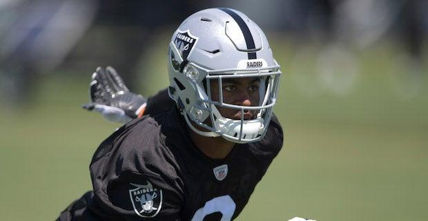 Gareon Conley returns to Raiders practice, other injury updates