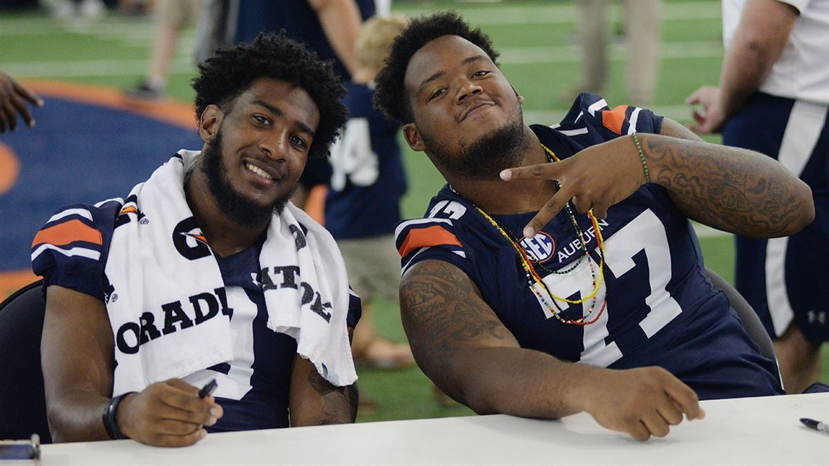 2018 Auburn Fan Day Gallery 2