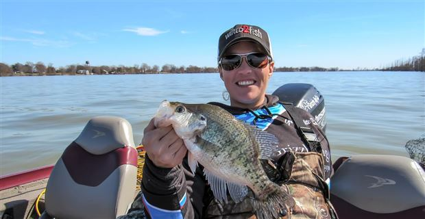 Best Crappie Lakes | The Top 10 Trophy Crappie Lakes In America