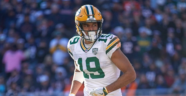 the latest 8fd49 9201d Packers opt to end St. Brown's season before it ever begins