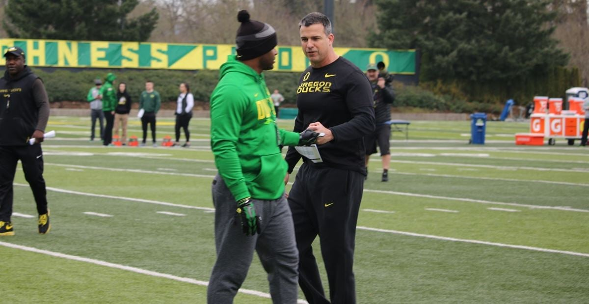 What's stopping Oregon from a No. 1 class in 2019?