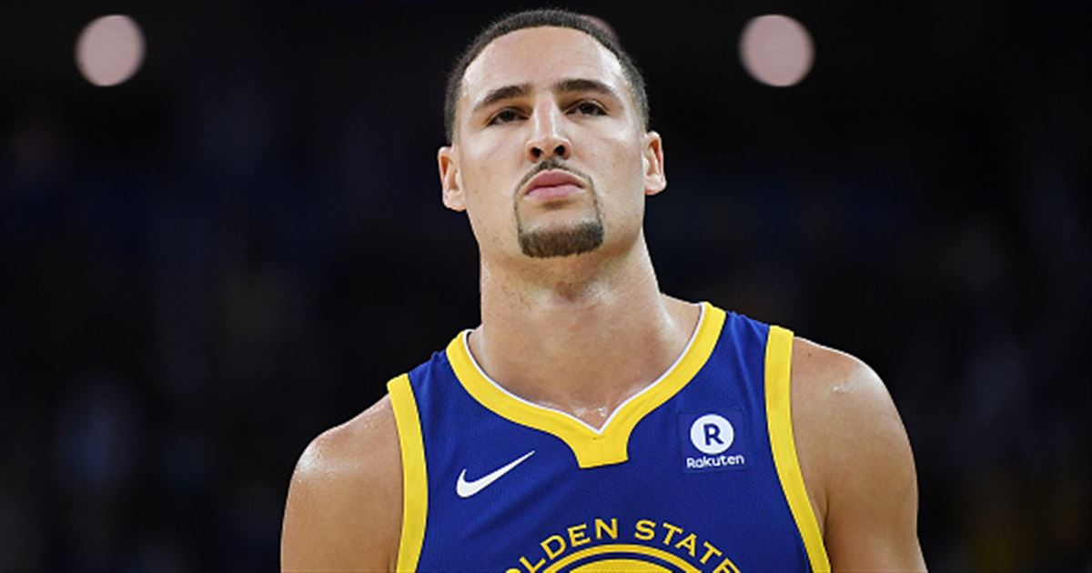 Cleveland Cavaliers Roster >> Klay Thompson hopes he and Kevin Love are on same All-Star Team