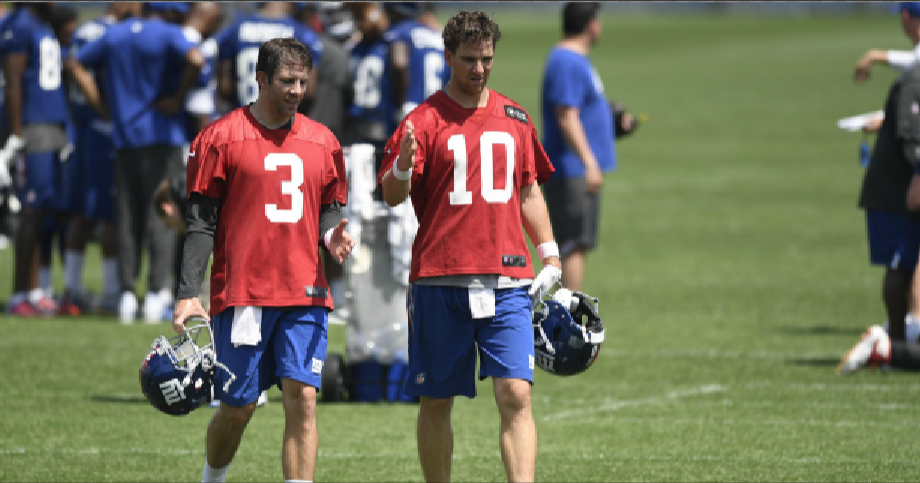 48ed4ec8 New York Giants OTAs: Standout players from practice (5/29)