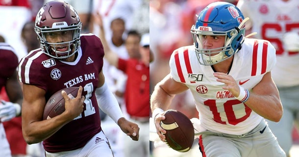 How to watch Texas A&M vs. Ole Miss, streaming link